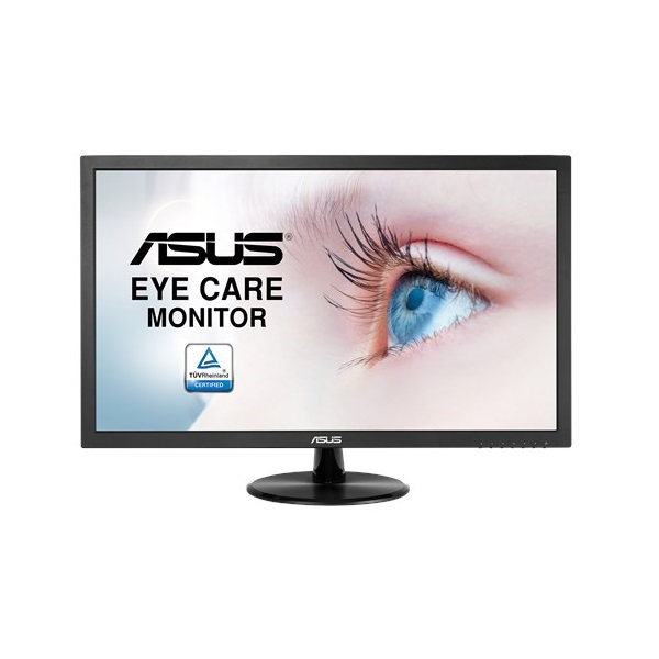 "ASUS VP228DE Eye Care Monitor 21.5"" TN, 1920x1080, D-Sub (VP228DE)"
