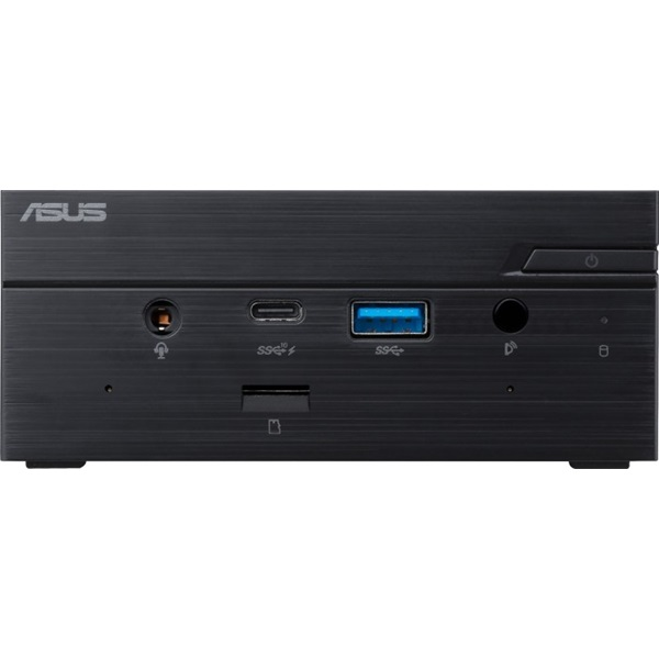 ASUS VivoMini PC PN62S, Intel Core i3-10110U, HDMI, WIFI6, BT5.0, 3xUSB 3.1, 2xUSB Type-C, Card reader, 1 Conf. port (PN62S-BB3040MD)