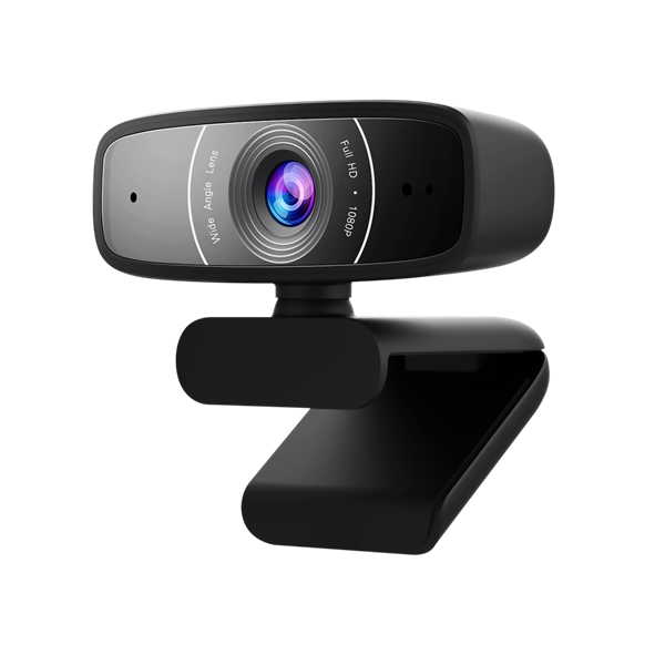 ASUS Webkamera Full HD 1080p, WEBCAM C3 (WEBCAM C3)