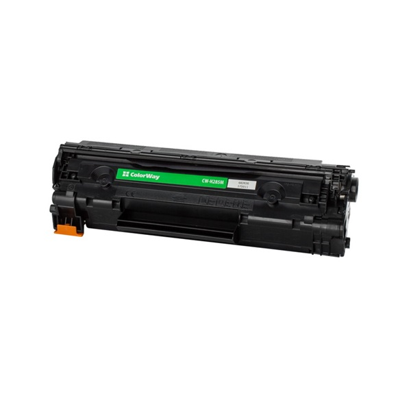 COLORWAY Standard Toner CW-H285M, 1600 oldal, Fekete - HP CE285A (85A); Can. 725 (CW-H285M)