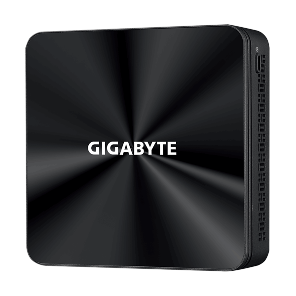 GIGABYTE PC BRIX, Intel Core i7 10710U 4.7GHz, 2xHDMI, LAN, WIFI, BT, 6xUSB 3.2 (GB-BRI7-10710)