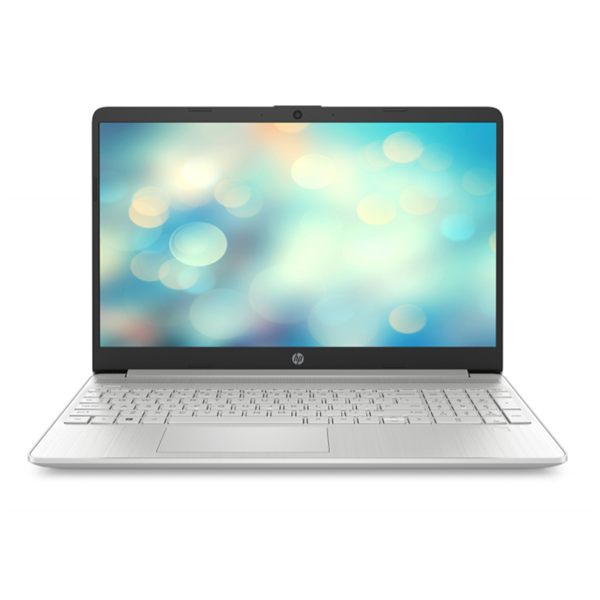 HP 15s-fq1024nh, 15.6   FHD  Core i3-1005G1, 4GB, 256GB SSD, Int. VGA ezüst laptop