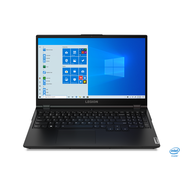 "LENOVO IdeaPad Legion5-15IMH05,15.6"" FHD, Intel Core i5 10300H, 8GB, 256GB M.2 SSD, nV GTX1650Ti-4, NO OS, Black (82AU005NHV)"