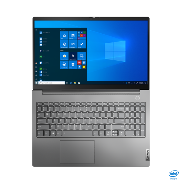"LENOVO ThinkBook 15-2 ITL, 15,6"" FHD, Intel Core i3-1115G4 (2C,3.0GHz), 8GB, 256GB SSD, NO OS, Mineral Grey (20VE0054HV)"
