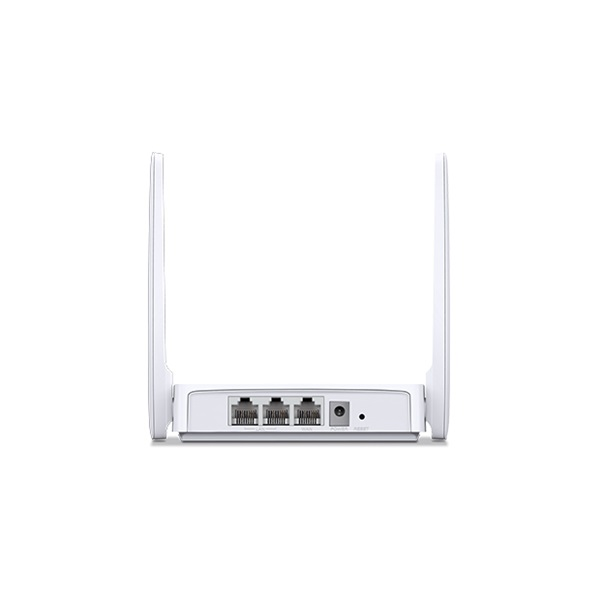 MERCUSYS Wireless Router N-es 300Mbps 1xWAN(100Mbps) + 2xLAN(100Mbps), MW301R (MW301R)