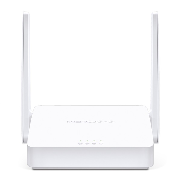 MERCUSYS Wireless Router N-es 300Mbps 1xWAN(100Mbps) + 2xLAN(100Mbps), MW302R (MW302R)