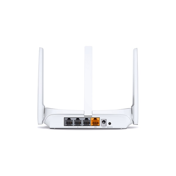 MERCUSYS Wireless Router N-es 300Mbps 1xWAN(100Mbps) + 3xLAN(100Mbps), MW305R (MW305R)