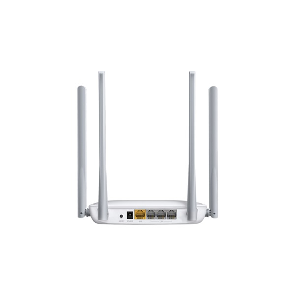 MERCUSYS Wireless Router N-es 300Mbps 1xWAN(100Mbps) + 3xLAN(100Mbps), MW325R (MW325R)