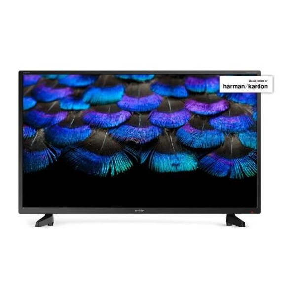 "SHARP HD Ready LED TV 32"", LC-32HI3012E , 1366x768, HDMIx3/USBx2/Scart/CI Slot (LC-32HI3012E )"