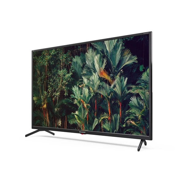 "SHARP SMART LED TV 40"", 40BN3EA, 3840x2160, HDMIx3/USBx3/LAN/CI Slot, Harman Kardon (40BN3EA )"