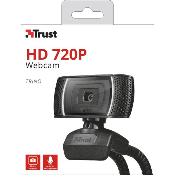 TRUST HD webkamera 18679, Trino HD Video Webcam (18679)