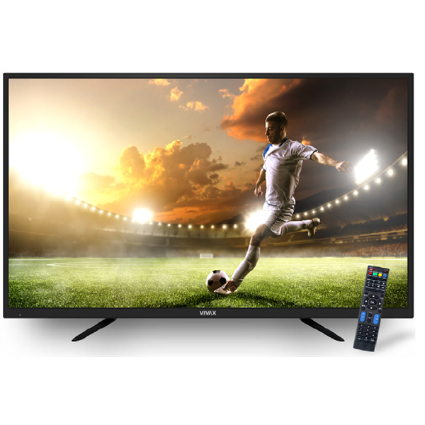 "Vivax 4K TV 55"", 55UHD122T2S2SM 3840x2160pix 400Hz CME, ANDROID 7.1 SMART 1,5/8GB Wi-Fi, DVBT2 (LED-55UHD121T2S2SM)"